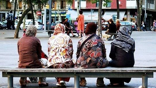 イスラムの女性たち