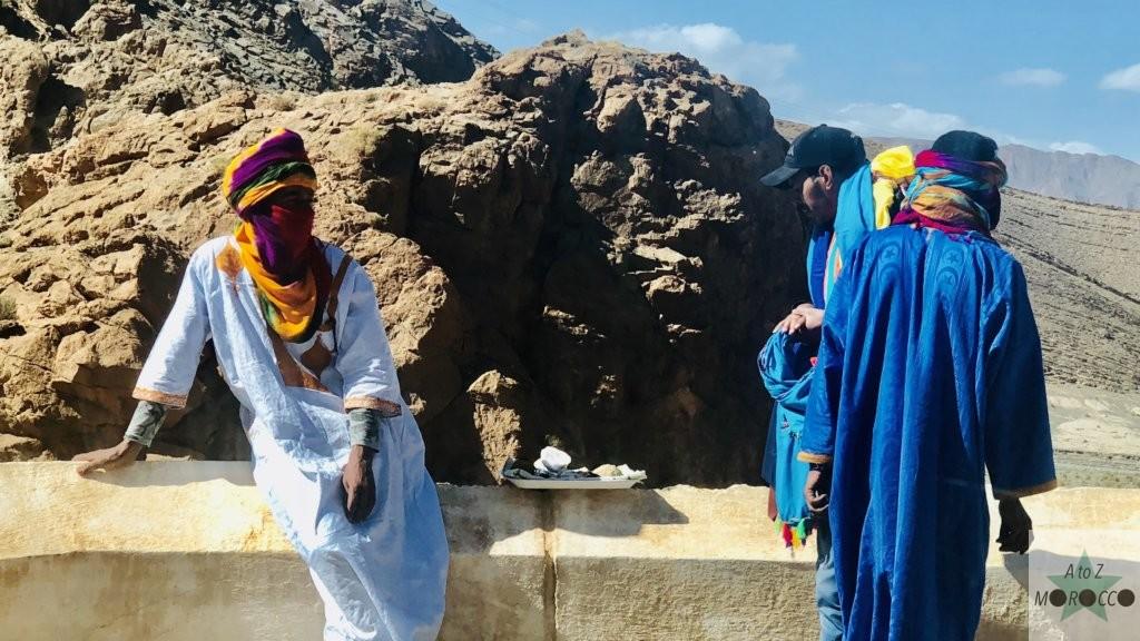 モロッコのベルベル人