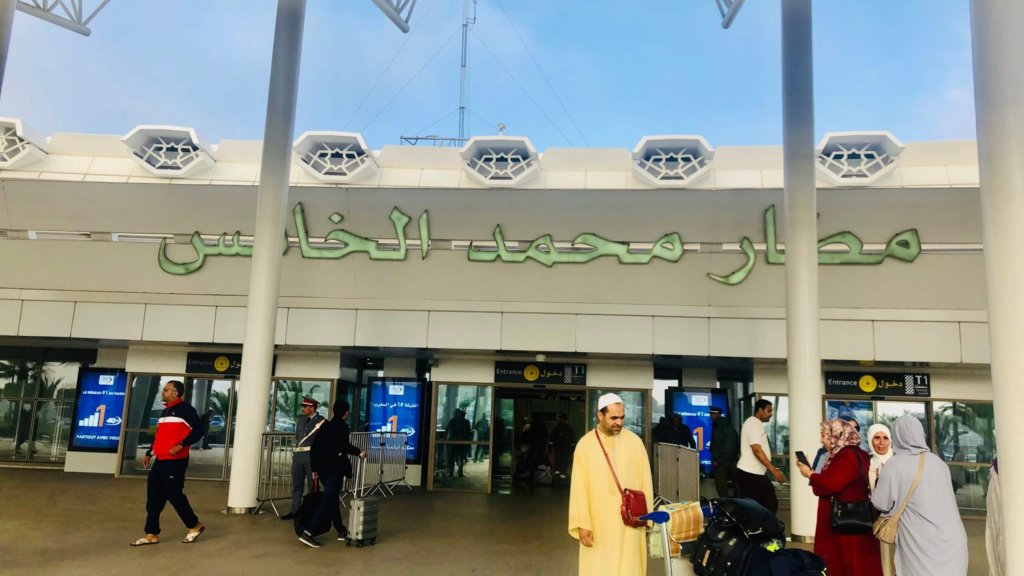 ムハンマド5世国際空港