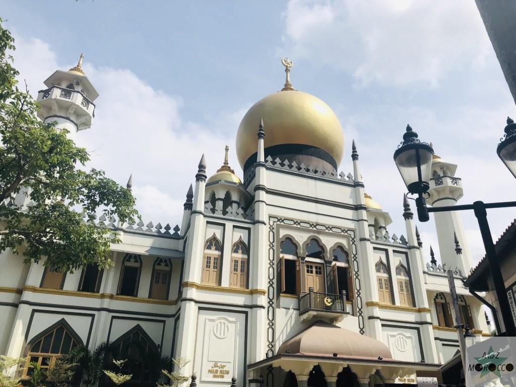 シンガポールのサルタン・モスク