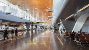 ドーハ国際空港