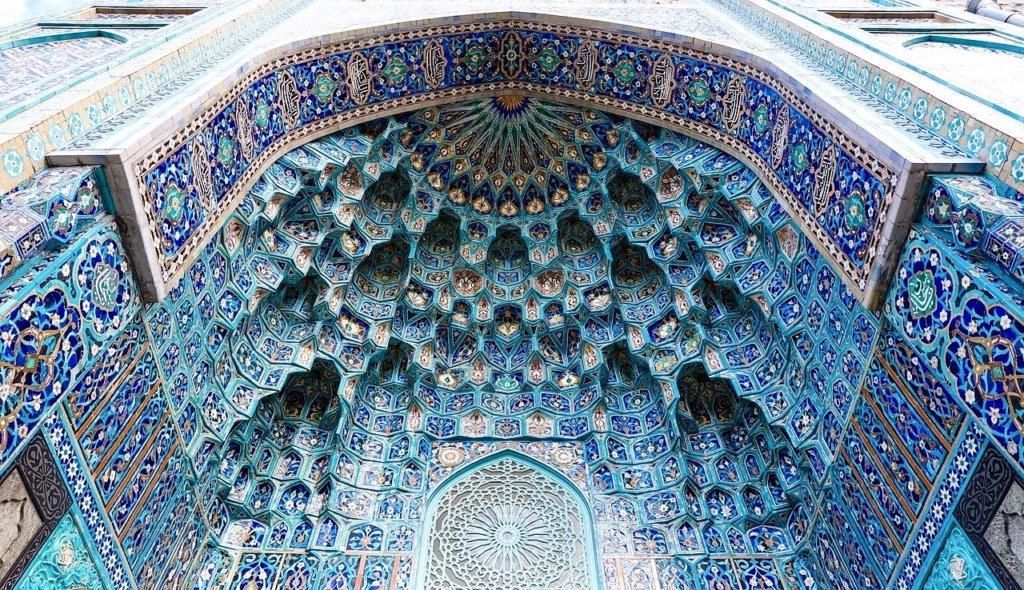 モスクのムカルナス