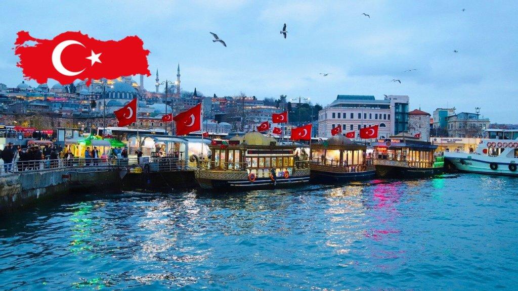 トルコのエミネヌ