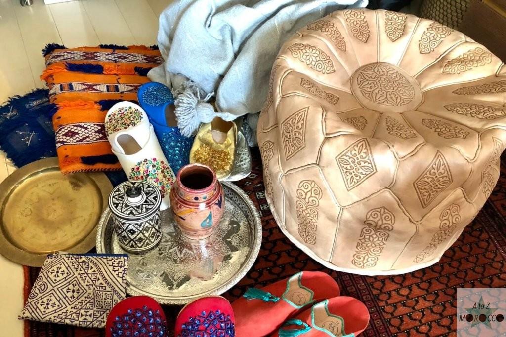 モロッコの雑貨たち
