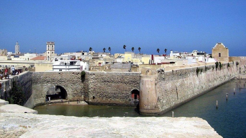 モロッコのアル・ジャディーダ